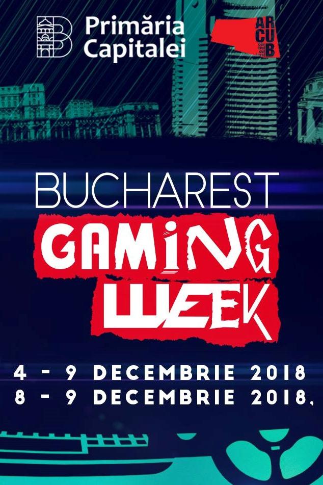 Bucharest Gaming Week la Romexpo