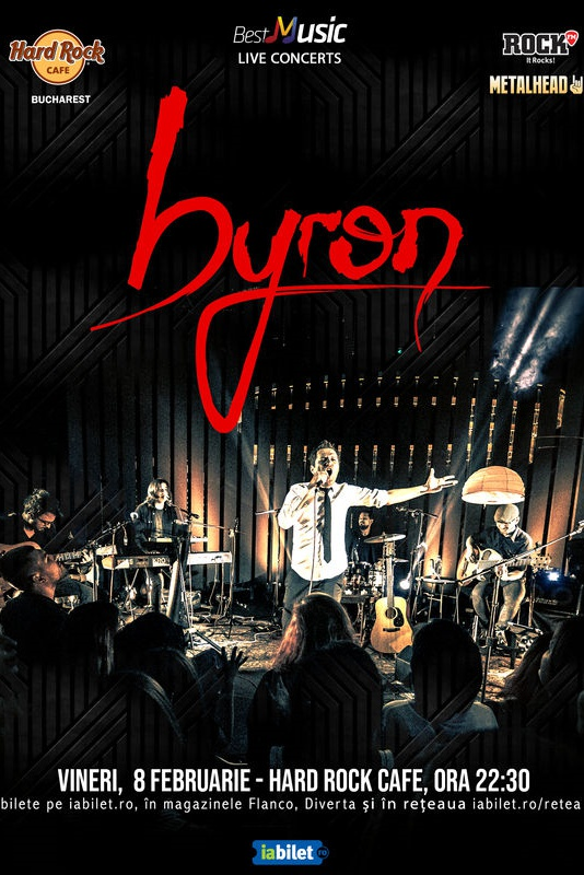 byron la Hard Rock Cafe