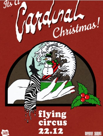 Cardinal - It's a Cardinal Christmas la Flying Circus