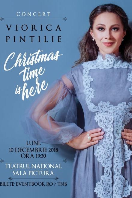 Christmas Time Is Here la Teatrul Naţional București