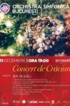 Concert de Crăciun - Stagiunea SalutCULTURA!