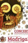 Sala Patria Brașov,, Duminică 16 Decembrie, Corul Madrigal - Concert de Crăciun