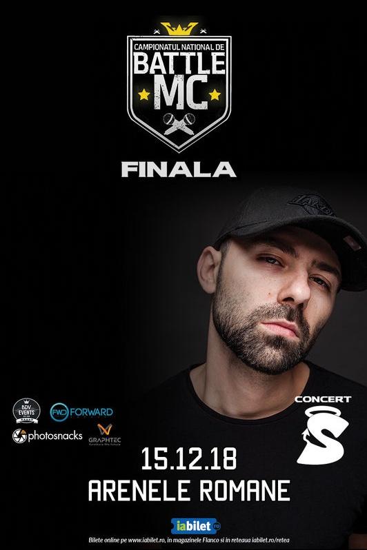 Marea Finală - Battle MC la Arenele Romane