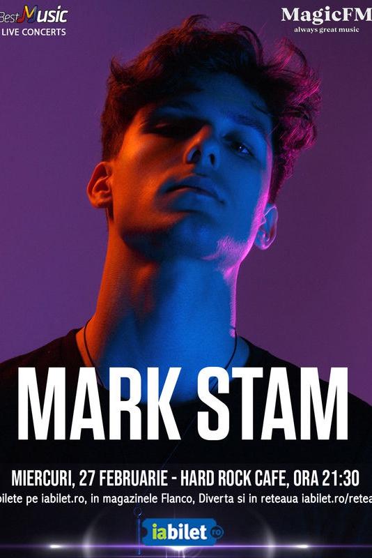 Mark Stam la Hard Rock Cafe
