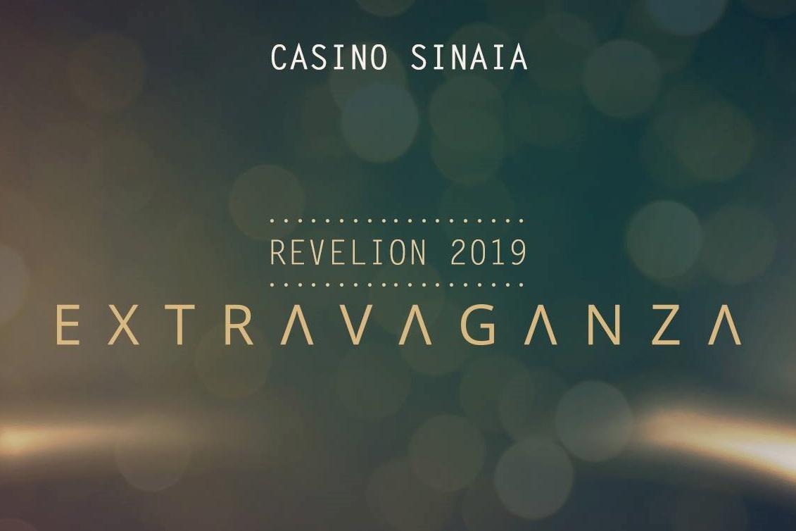 Revelion Extravaganza 2019 la Casino Sinaia