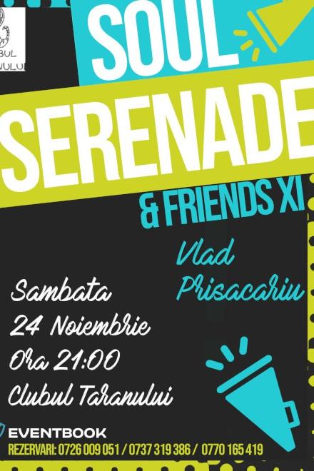 Soul Serenade & Friends la Clubul Țăranului Român