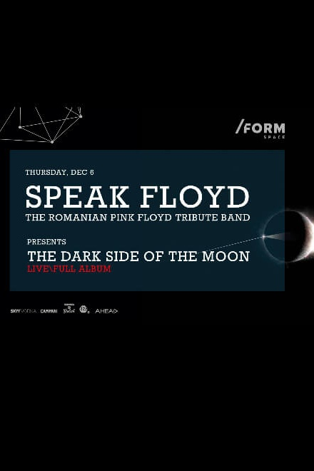 Speak Floyd - tribut Pink Floyd la Form Space Club