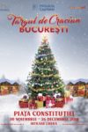 Piața Constituției,, Vineri 30 Noiembrie - Miercuri 26 Decembrie, Târgul de Crăciun București 2018