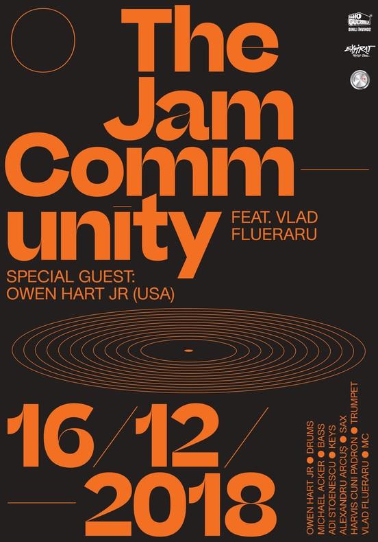 The Jam Community feat. Vlad Flueraru la Expirat Club
