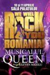 "Musicalul Queen ""We Will Rock You"""