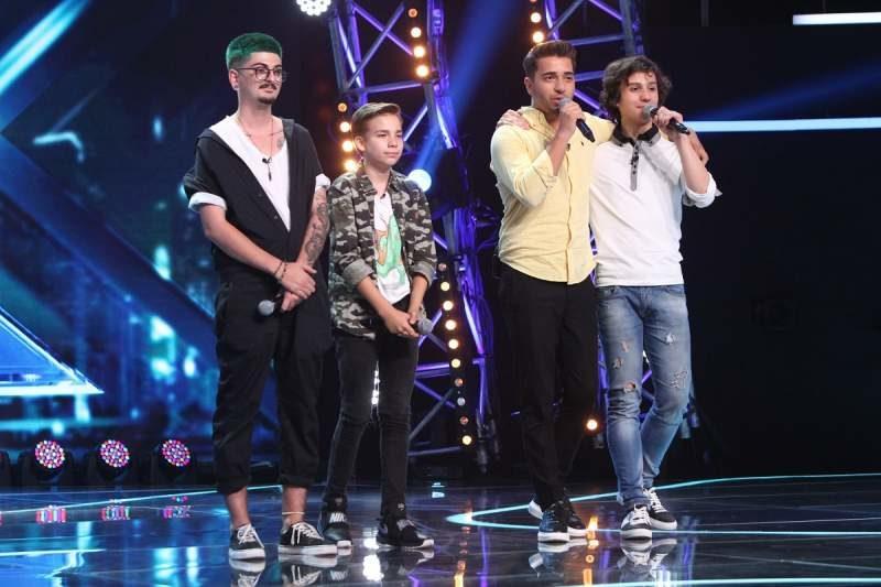 Concurenții lui Carla's Dreams care au intrat la dueluri la X Factor România 2018