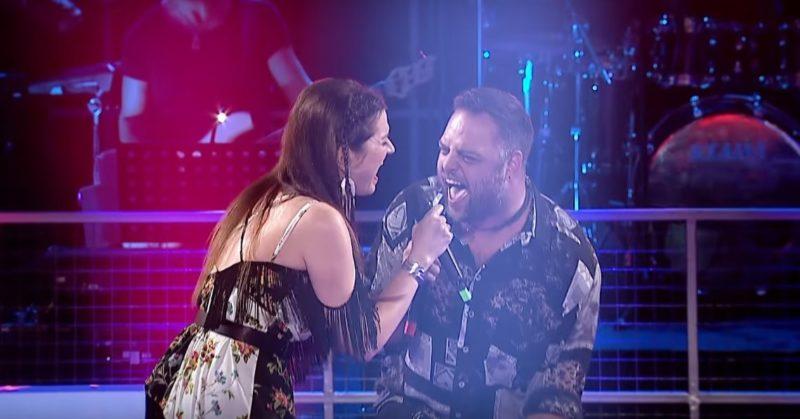 Luciana Răducanu și Origen Todoran în confruntările de la Vocea României 2018