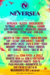 concerte Concerte din Romania lineup neversea festival 2019 100x150