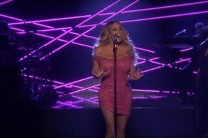 Mariah Carey la Jimmy Fallon