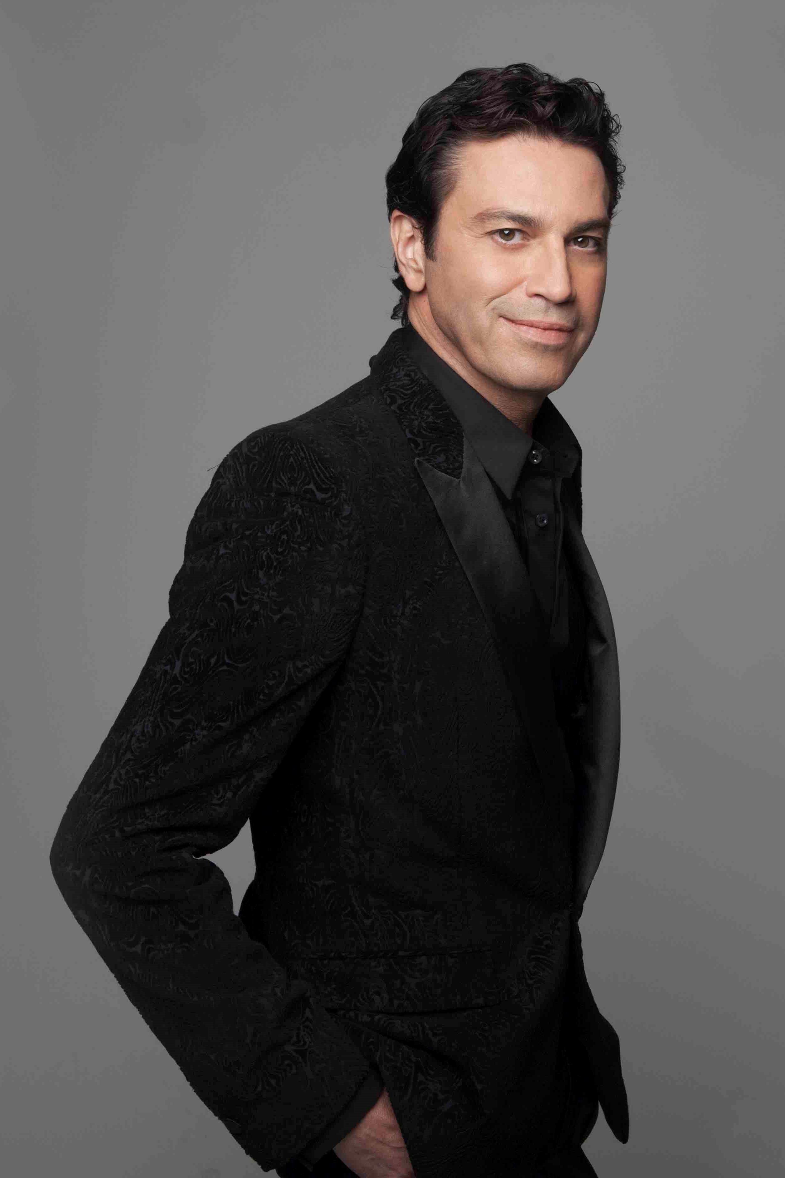 Mario Frangoulis la Sala Palatului