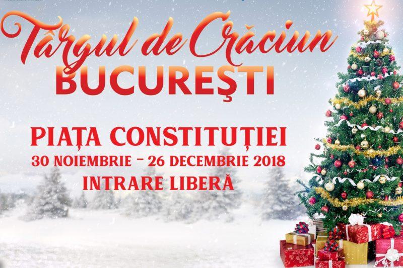 Târgul de Crăciun București 2018
