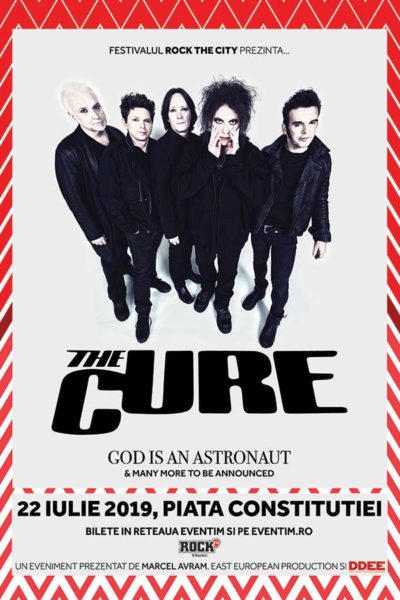 Poster eveniment The Cure