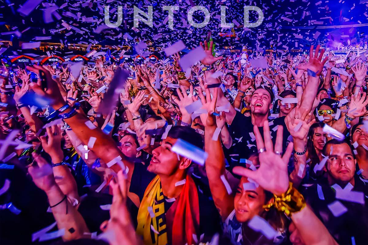Publicul festivalului UNTOLD