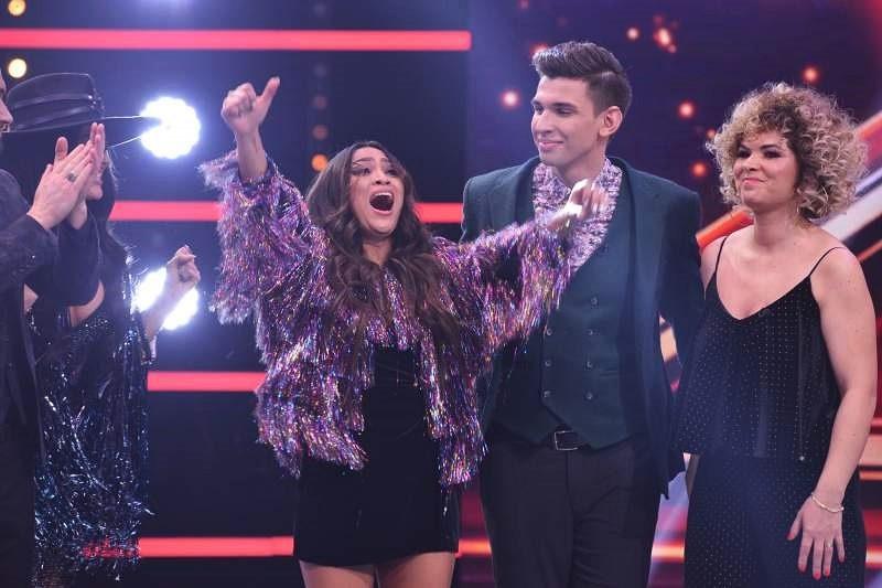 Bella Santiago în semifinala X Factor 2018