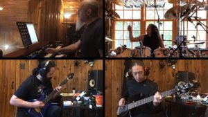 Videoclip Dream Theater Untethered Angel