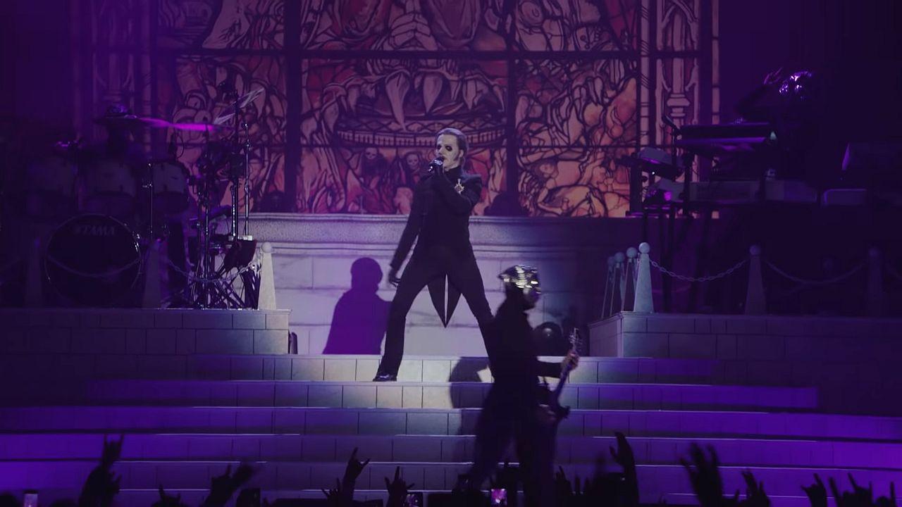 Videoclip Ghost Faith A Pale Tour Named Death