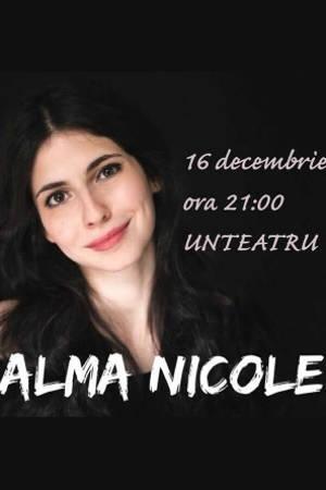 Alma Nicole la UNTEATRU