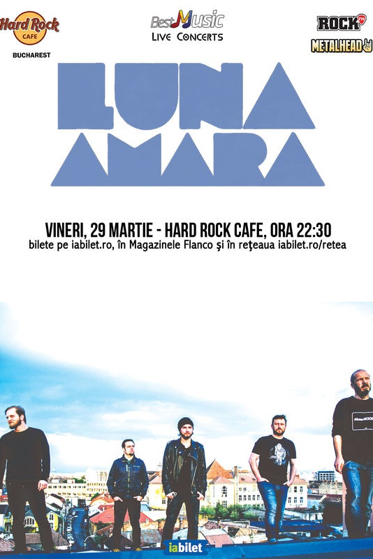Luna Amară la Hard Rock Cafe