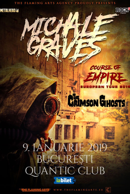 Michale Graves (ex Misfits) la Quantic Club