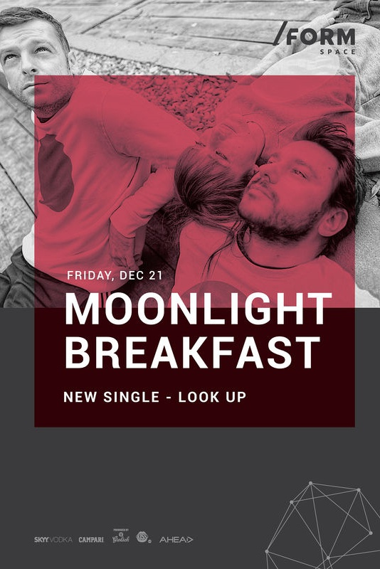 Moonlight Breakfast la Form Space Club