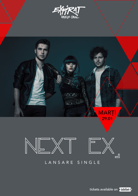 Next Ex - lansare single la Expirat Club