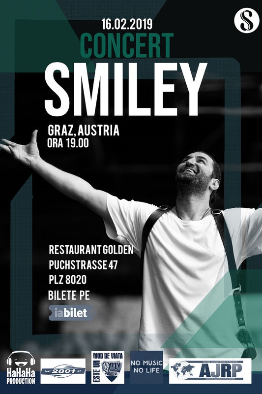 Smiley la Restaurant Golden (Graz, Austria)