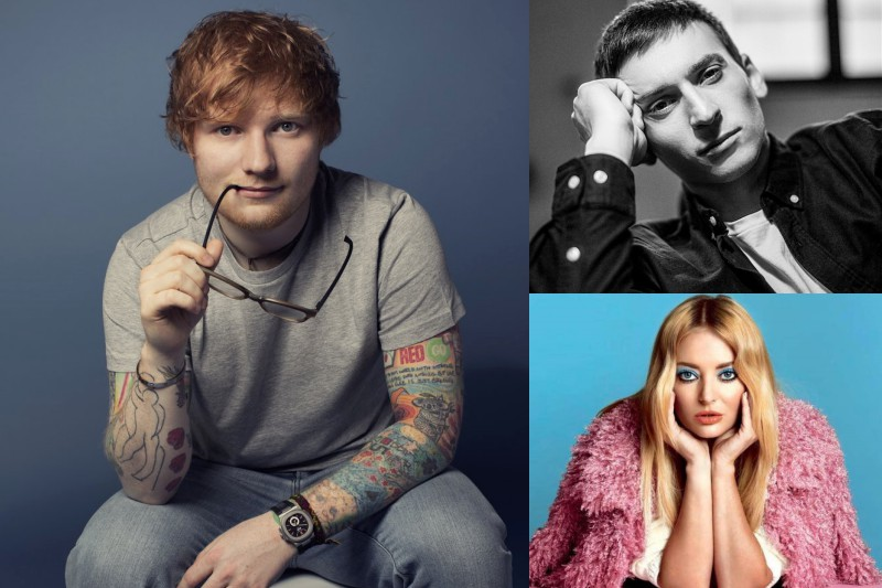 Ed Sheeran / The Motans / Delia