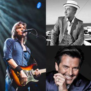 Dire Straits Experience, Lou Bega, Thomas Anders & TheModern Talking