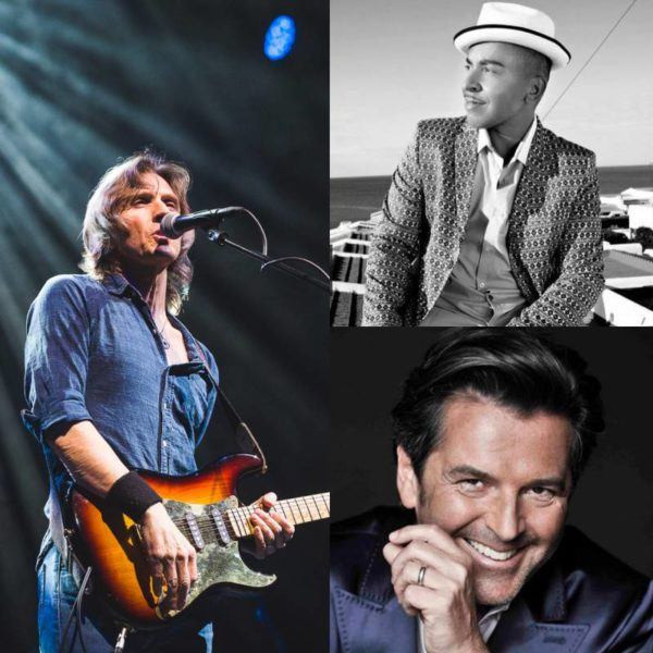 Dire Straits Experience, Lou Bega, Thomas Anders & The Modern Talking