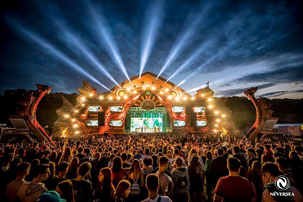 Festivalul Neversea de la Constanța