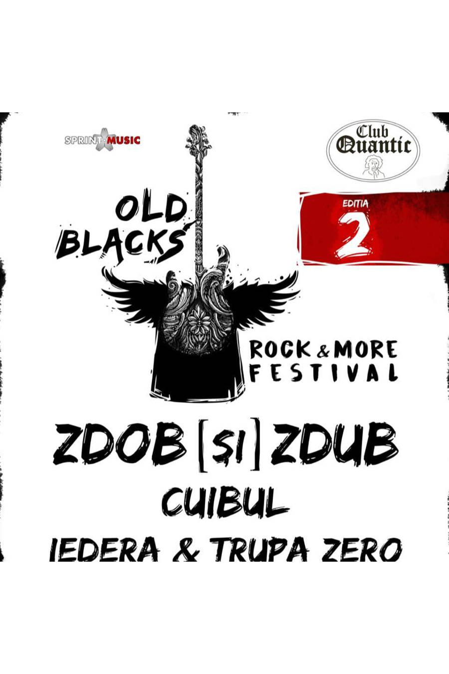 Old Blacks Rock & More Festival 2019 la Quantic Club