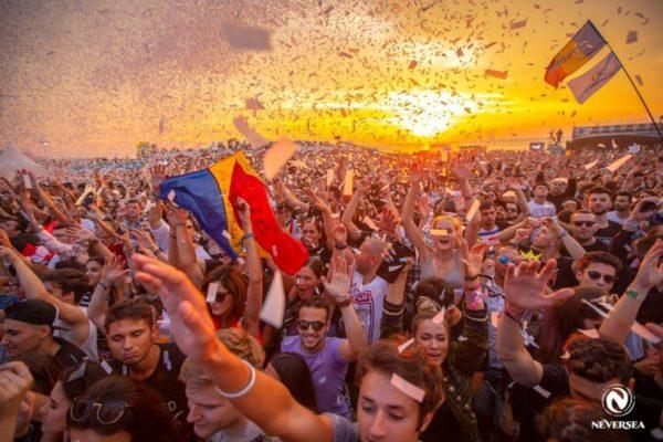 Public la festivalul Neversea