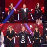 Semifinaliștii de la Vocea României 2018