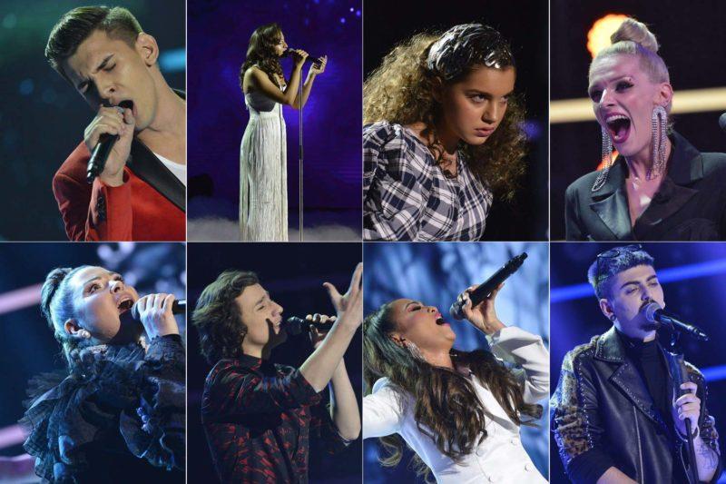 Semifinalistii X Factor Romania 2018