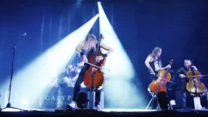 Apocalyptica - One (Plays Metallica By Four Cellos - A Live Performance)
