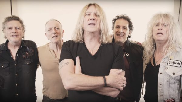 Def Leppard - We All Need Christmas