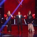 Primii 8 semifinaliști de la Vocea României 2018