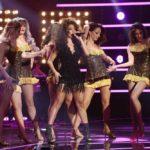 Bella Santiago a interpretat un mash-up Beyonce în finala X Factor România 2018