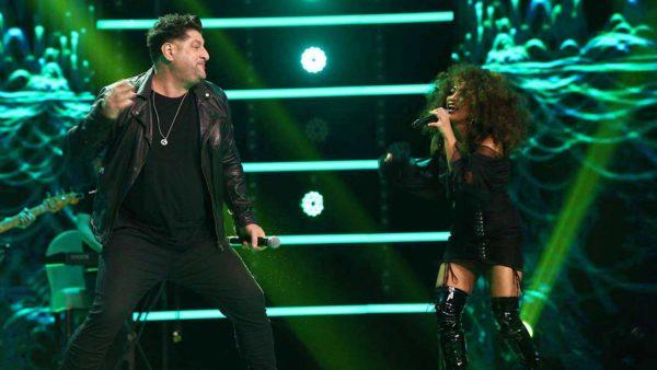 """Bella Santiago & Tavi Colen au cântat """"Fată verde"""" în finala X Factor 2018"""