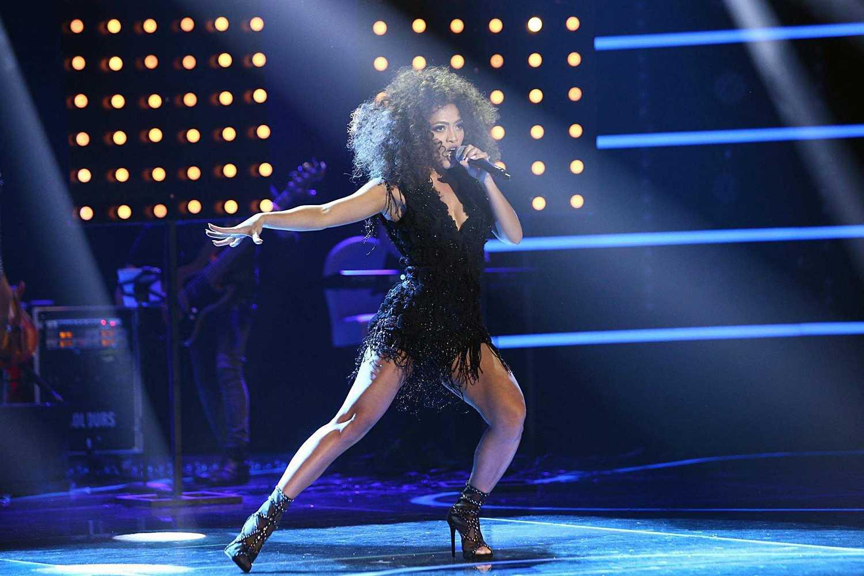 Bella Santiago, câștigătoarea X Factor România 2018