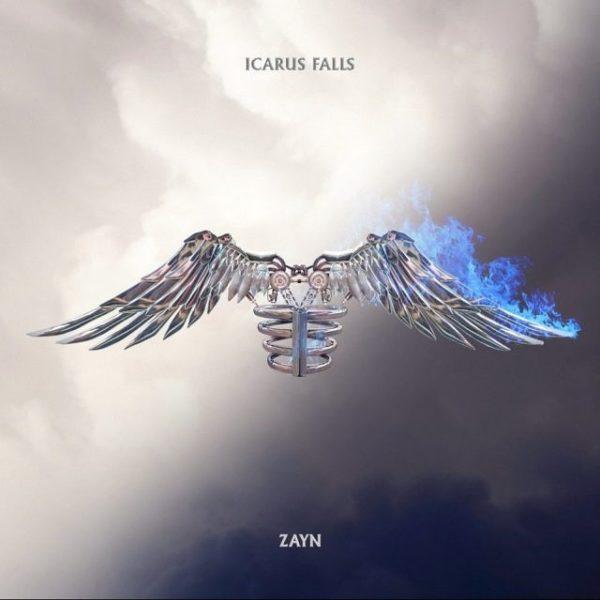 """Zayn - """"Icarus Falls"""" (artwork album)"""