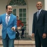 Lin Manuel Miranda si Obama melodie Billboard