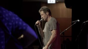 Lyric Video David Duchovny Stranger in the Sacred Heart