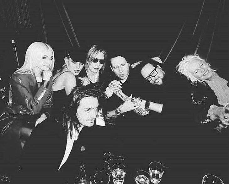 Marilyn Manson zi nastere 2019 Poppy Jonathan Davis