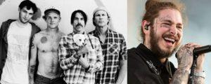 Red Hot Chili Peppers Post Malone artisti Premiile Grammy 2019